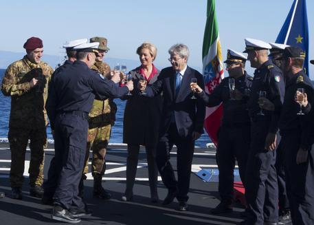 Gentiloni, manderemo militari italiani in Niger