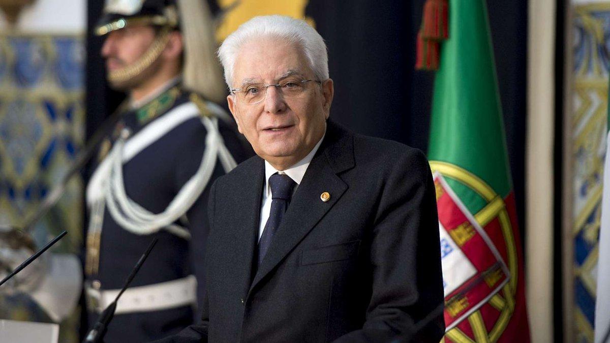 Mattarella firma il decreto di scioglimento di Camera e Senato