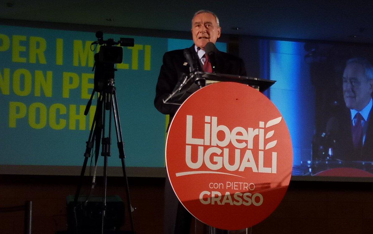 Università gratuita per tutti? Per Grasso è sì grazie, ci rende uguali. Per Renzi e il Pd, no grazie, favorisce i ricchi