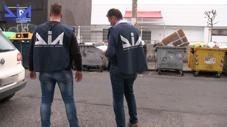 Appalti sui rifiuti, arresti tra Catania, Roma e Milano