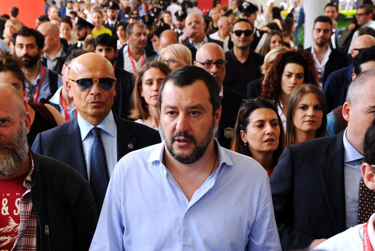 Salvini a Di Miao:mettiamoci al tavolo